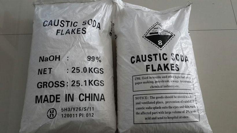 Hóa chất xử lý nước thảiNaOH – Caustic soda 99%