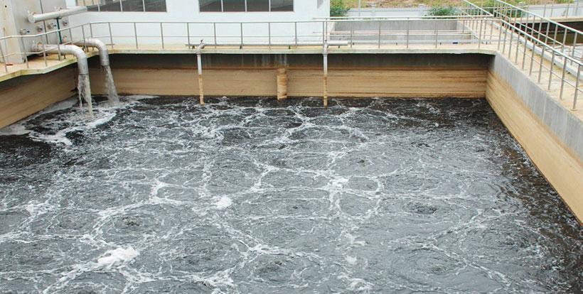 Hệ thống bể điều lưu xử lý nước thải