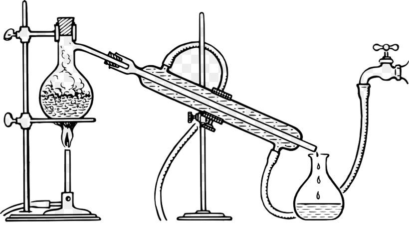 Xử lý nước nhiễm mặn bằng phương phápchưng cấtnhiệt