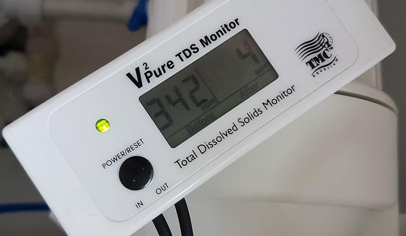 Máy đo chỉ số TDS có trong nước uống