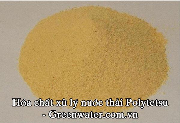 Hóa chất xử lý nước thải Polytetsu